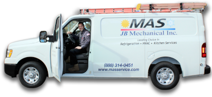 MasService Truck